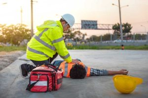 Indemnización por muerte en accidente laboral