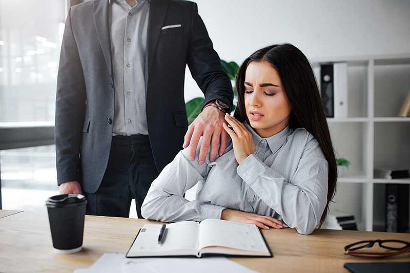 acoso sexual laboral